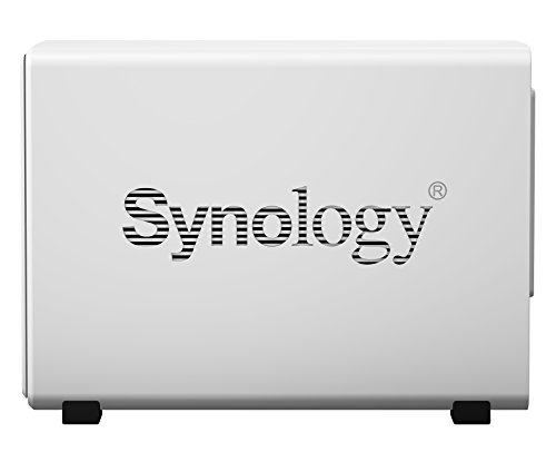 Synology DiskStation DS218J: panel lateral